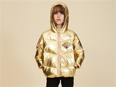 Soft Gallery jacket Barby gold terry fan