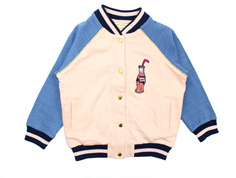 Soft Gallery Finley transition jacket blue majolica