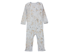 Soft Gallery jumpsuit Ben ocean gray mini splash blue