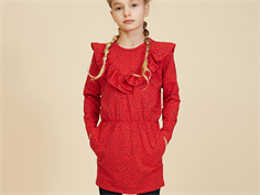 Soft Gallery dress Bea mars red mini dots