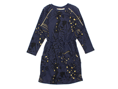 Soft Gallery dress Janel outer space wings