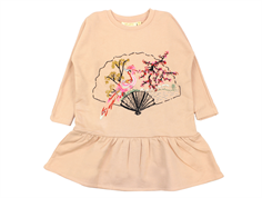 Soft Gallery dress Autum rose cloud sensu