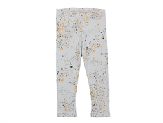 Soft Gallery leggings Paula ocean gray mini splash blue