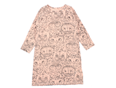 Soft Gallery nightgown Gabrielle coral owl