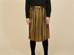 Soft Gallery skirt Mandy black gold