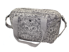 Soft Gallery diaper bag drizzle owl