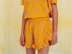 Soft Gallery Shorts Dusty sunflower lemon
