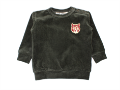 Soft Gallery sweatshirt Buzz peat bear