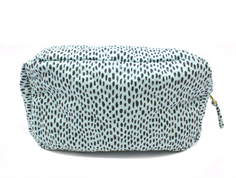 Soft Gallery toiletry sterling blue pebbles