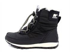 Sorel winter boot Youth Whitney black sea salt