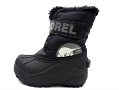 Sorel winter boot Snow Commander black/charcoal