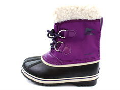 Sorel winter boot Yoot Pac wild iris dark plum