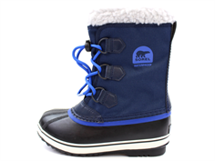 Sorel winter boot Yoot Pac collegiate navy superblue