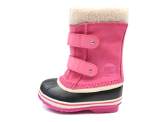 Sorel winter boots Childrens Pac tropic pink