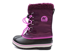 Sorel winter boot Yoot Pac purple dahlia/foxglove