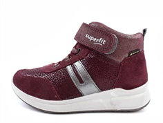 Superfit sneaker Merida rot with GORE-TEX