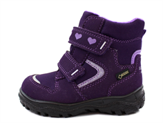 Superfit winter boot Husky purple/purple with GORE-TEX
