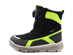 Superfit winter boot Mars schwarz/grün with GORE-TEX