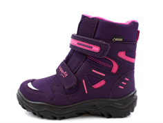 Superfit winter boot Husky purple/pink color with GORE-TEX