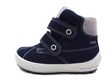 the latest 7bda6 bb011 Superfit Groovy winter boot ocean combining with GORE-TEX
