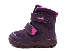 Superfit winter boot Mars purple/pink color with GORE-TEX