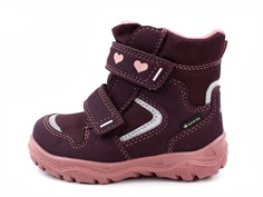 Superfit winter boot Husky rot/pink with GORE-TEX