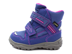 Superfit Husky winter boot water/combined/Pink with GORE-TEX