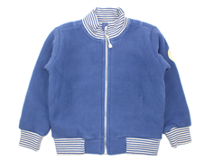 Mini a Ture fleece jacket Any blue horizon
