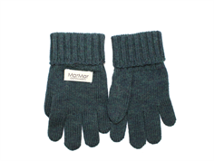 MarMar Ash finger mittens forest shadow
