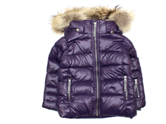 Ver de Terre winter jacket blackberry
