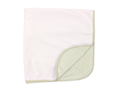 Ver de Terre fleece blanket rose powder/kit