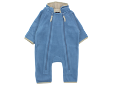Ver de Terre fleece suit air/mocha