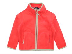 Ver de Terre fleece jacket strawberry sorbet/mocha