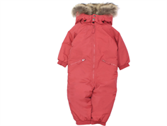 Ver de Terre snowsuit blush