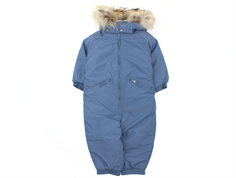 Ver de Terre snowsuit polar blue