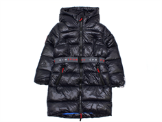 Ver de Terre mountain winter coat black