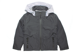 Ver de Terre transition jacket/raincoat anthracite