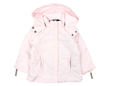 Ver de Terre transition jacket rose powder