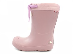 Viking winter rubber boot Indie dusty pink