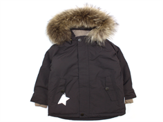 Mini A Ture winter jacket Wally Fur licorise