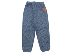Wheat Alex thermal trousers blue Donald Duck