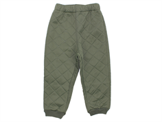 Wheat Alex thermal trousers dark army