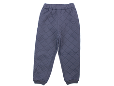 Wheat Alex thermal trousers dark blue