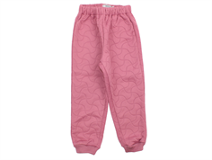 Wheat Alex thermal trousers mesa rose