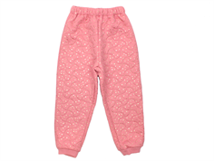 Wheat Alex thermal trousers soft peach rose