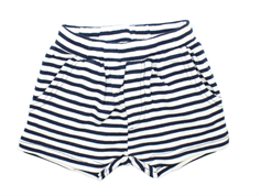 Wheat ash shorts navy stripes
