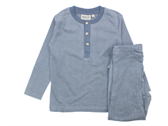 Wheat Boy sleepwear dusty blue