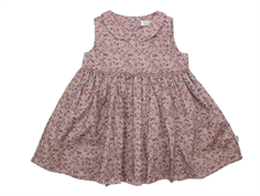 Wheat Eila dress shadow rose