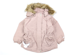 Wheat Elvira winter jacket rose powder