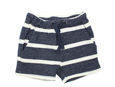 Wheat Francis shorts navy stripes